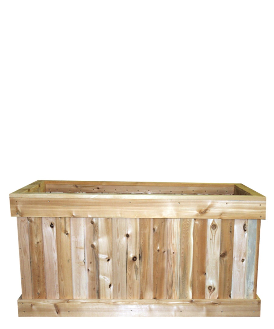 Container Guide Cedar Box