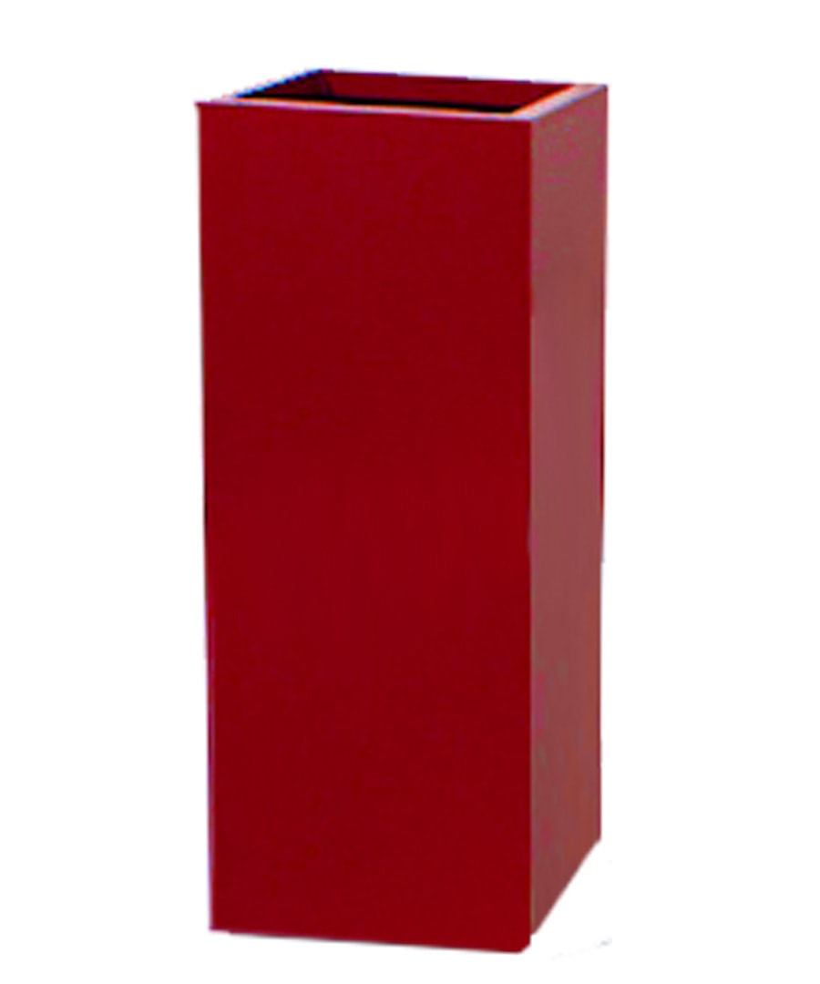 Fiberglass Container Column Planter