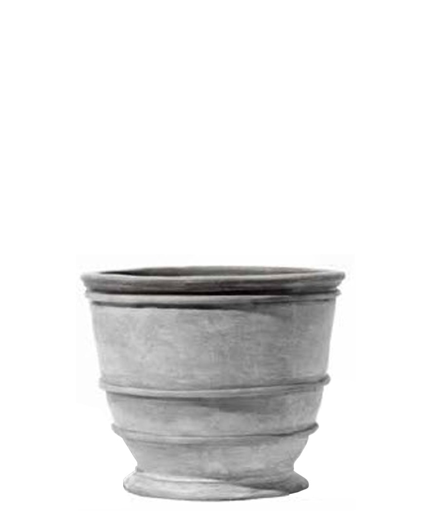 Container Guide Conical Stone Planter