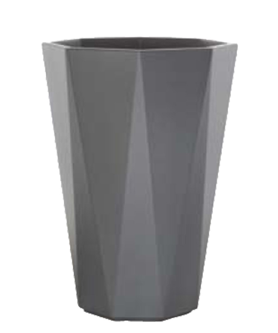 Fiberglass Container Crystal Planter