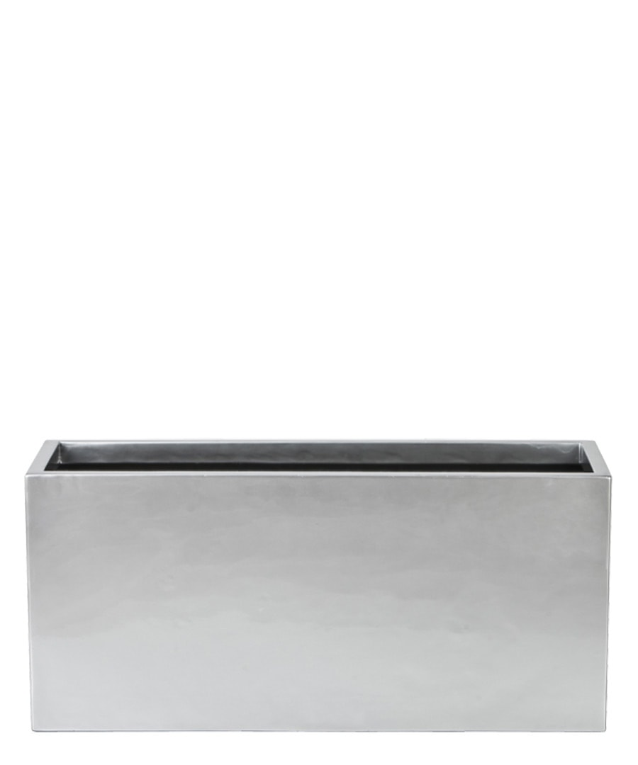 Fiberglass Container Planter Earth Rectangle