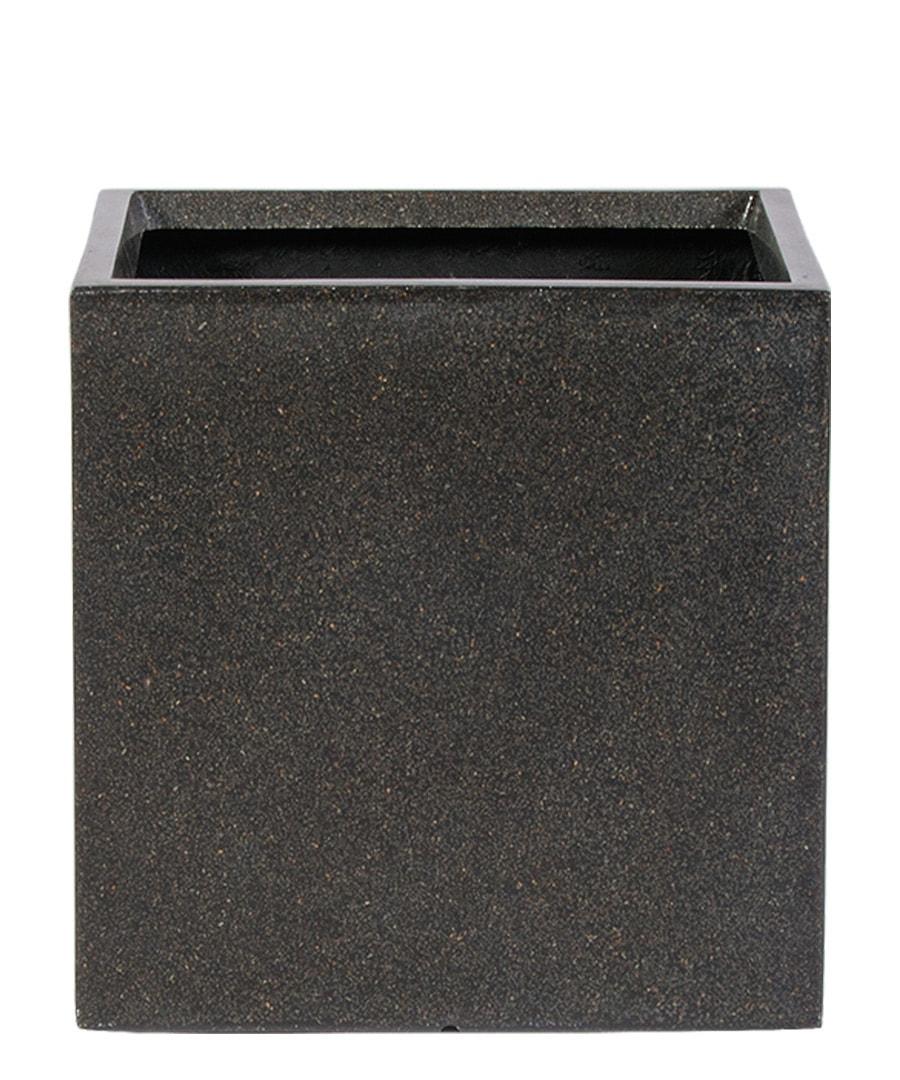Fiberglass Container Terazzo Cube