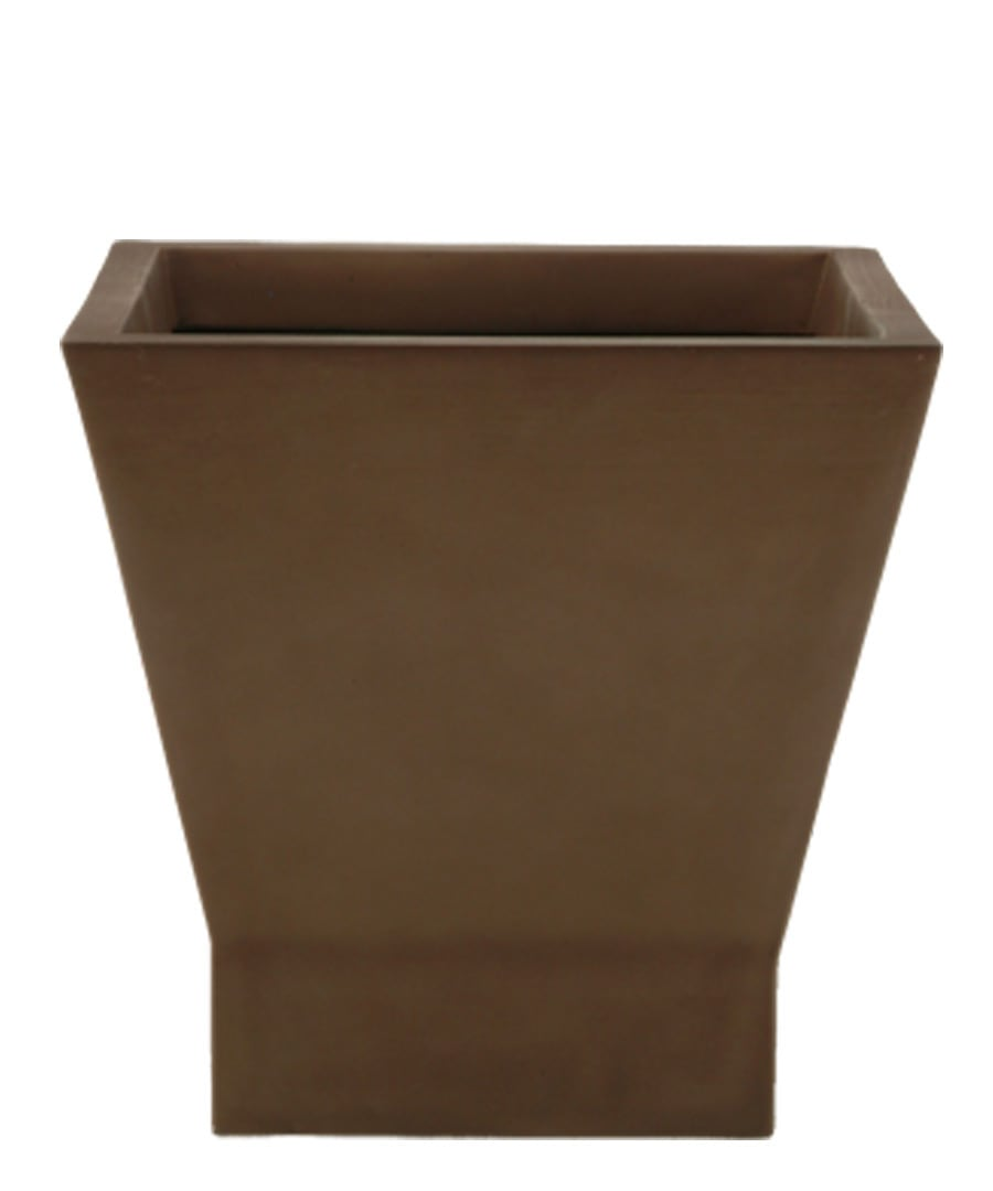 Fiberglass Container Planter Tier Square