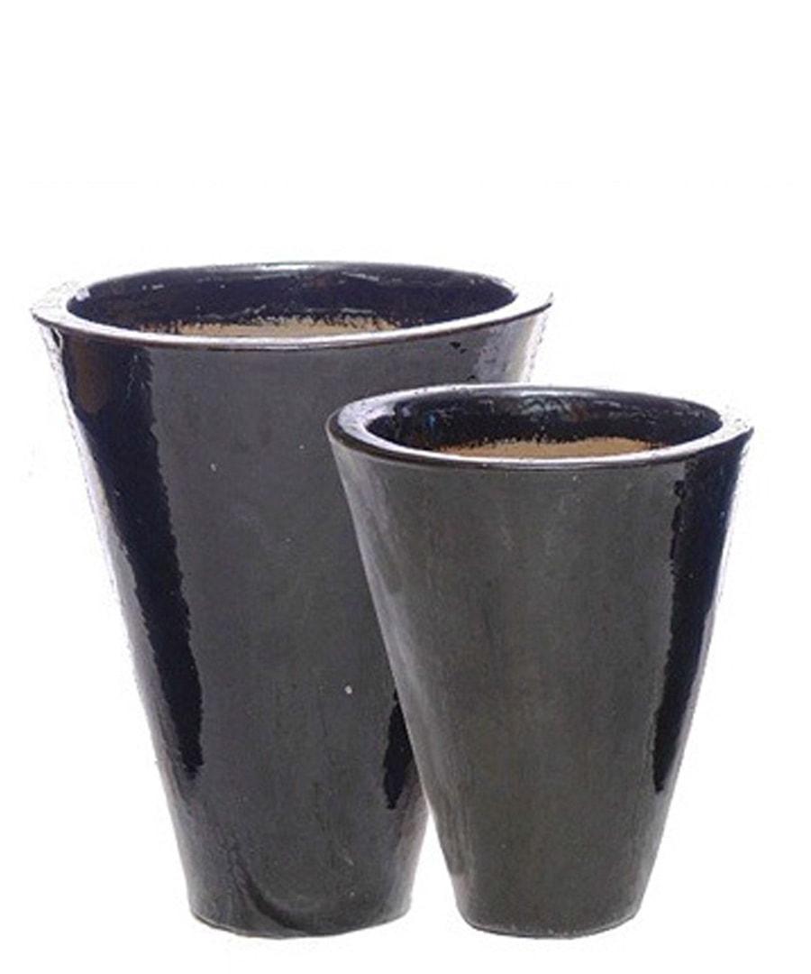 Ceramic Container Vase Planters